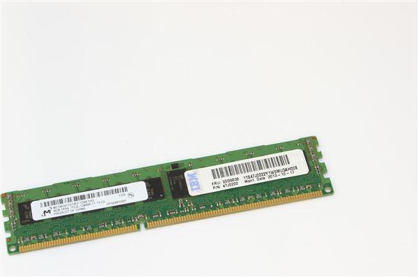 IBM MEM 8GB PC3L-12800 DDR3 CL11 ECC