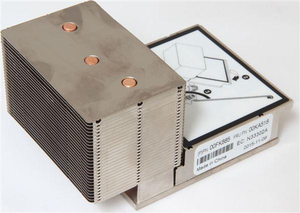 LENOVO HEATSINK ASSEMBLY FOR x3650 M5 HIGH EFFICIENCY