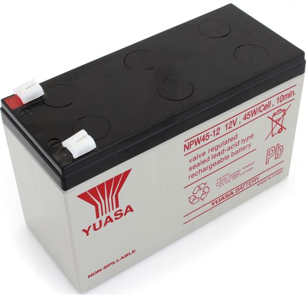 GRAFENTHAL USV BATTERY 8,5AH Y-12V 8,5AH BATTERY FOR PR1500/3000/10000