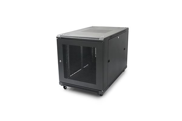 GRAFENTHAL COMPACT OFFICE SERVER RACK 19'' 12U 600 x 1000mm