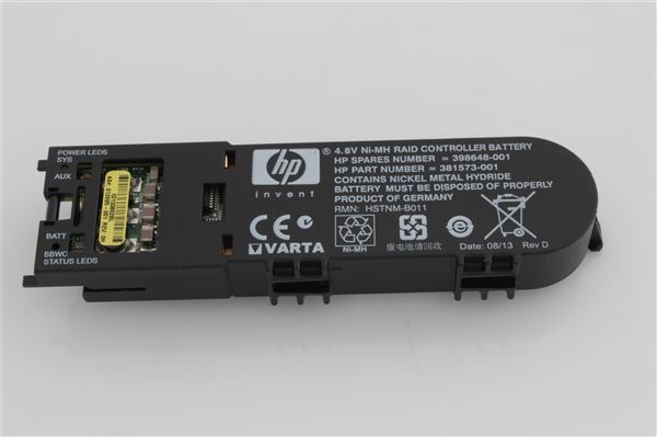 HP BATTERY FOR SMART ARRAY P400 !!NEW!!