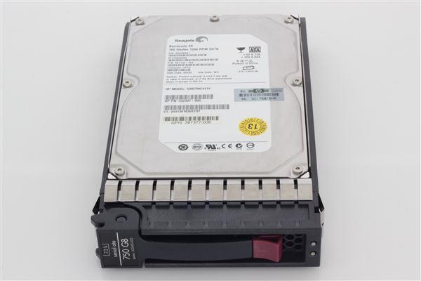 HP HDD 750GB 7.2K SATA/150 1.5GB/s HPL