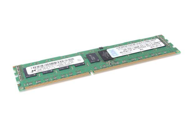 IBM MEM 2GB DUAL RANK x8 1333 MHz LP UDIMM