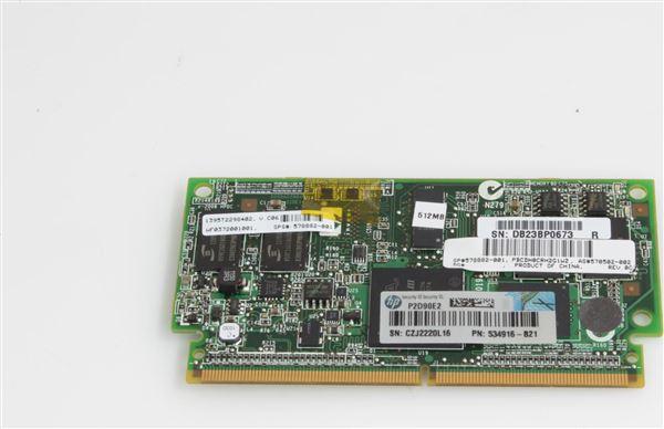 HP 512MB FBWC MEMORY MODULE FOR P410