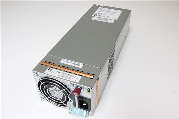 HP POWER SUPPLY 595W G3 FOR STORAGE P2000
