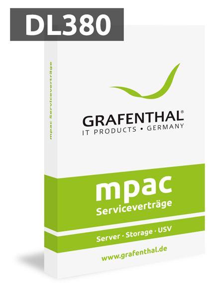 GRAFENTHAL MPAC POST WARRANTY SERVICE 1JAHR 24x7 6STD WIEDERHERSTELLUNG FÜR HP DL380 AB G5