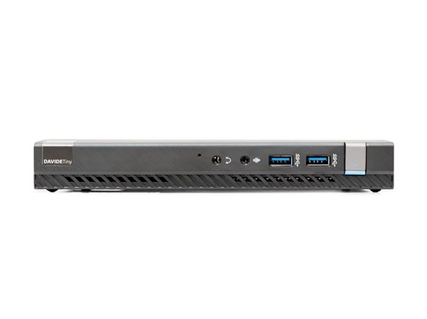 GRAFENTHAL DAVIDE TINY PC i5-7400T 8GB 256GB GIGABIT LAN WLAN BT VESA WIN10 PRO 64 BIT