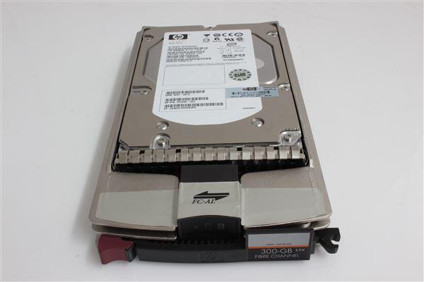 HP HDD 300GB FC 15K 1'' DUAL-PORT 2GB/S