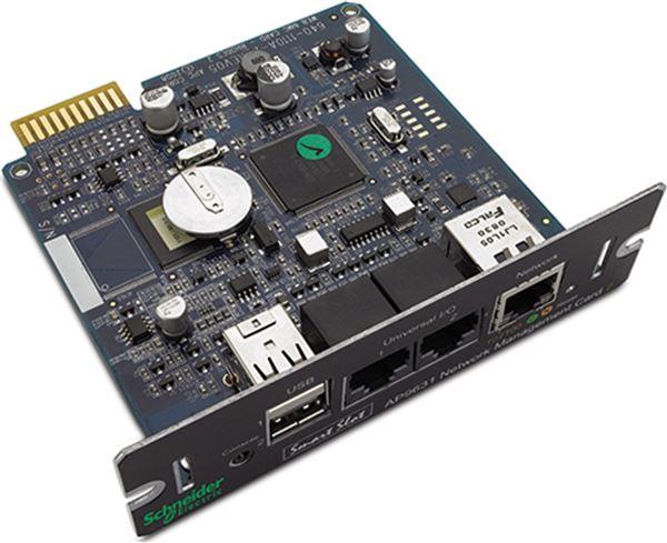 APC UPS NETWORK MANAGMENT CARD 2 10BASE-T, 100BASE-TX