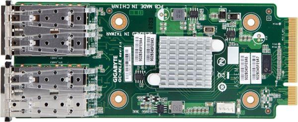 GIGABYTE LAN CONTROLLER FOR GS-A22C0 4xGBE FIBER SFP+ INTEL I350-AM4 PCIEx8