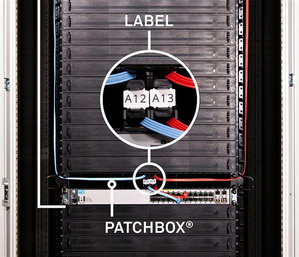 PATCHBOX IDENTIFICATION LABEL 96PCS