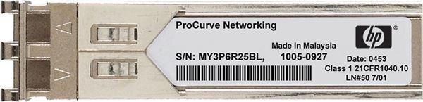 HP TRANSCEIVER X130 10G SFP+ LC SR 300M 850NM MMF