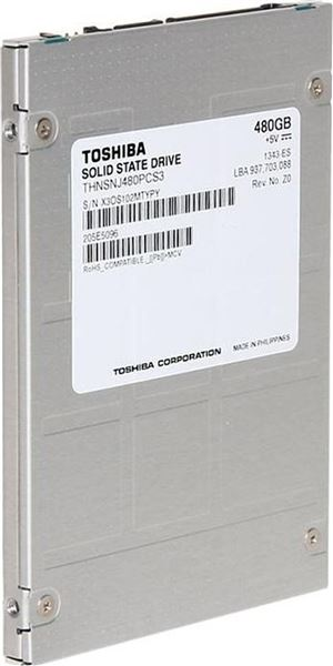 TOSHIBA SSD 120GB SATA 6Gb/s 2.5''