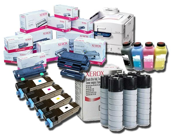 XEROX COLOR TONER F. HP CC533A Xerox Magenta Toner Cartridge equivalent to HP 304A for use in:HP CLJ
