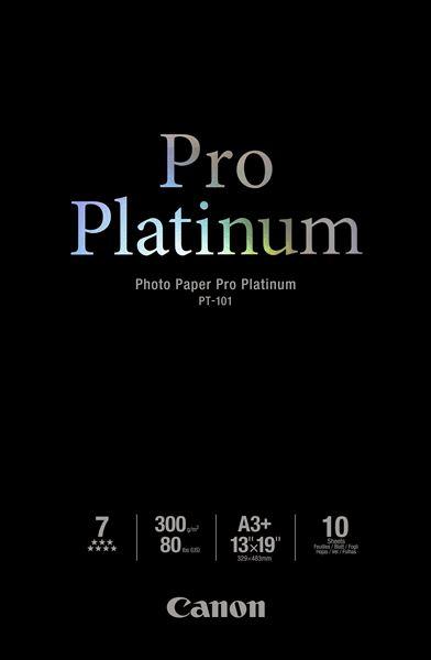 PHOTO PAPER PRO PLATINUM PT-101 - Pro Platinum Photo A3+, 10 sheets