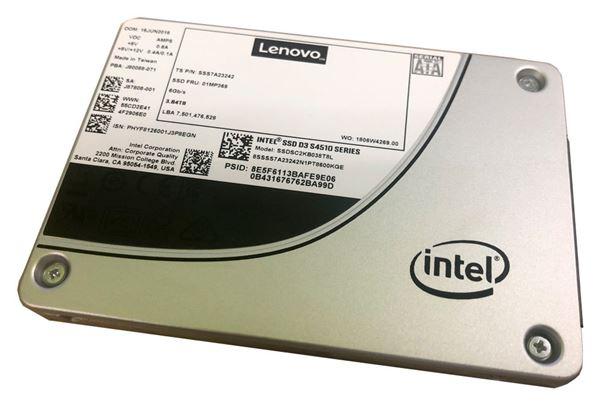 LENOVO SSD 960GB SATA 6Gb/s 2.5''
