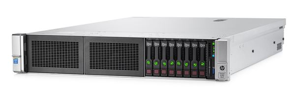 HP PROLIANT DL380 GEN9 8SFF CONFIGURE TO ORDER SERVER