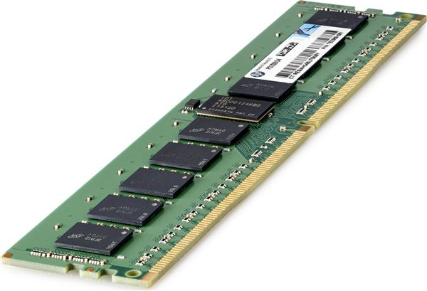 HP MEM 16GB 2Rx4 DDR4-2133MHz RDIMM PC4-17000 ECC CL15 1.2V