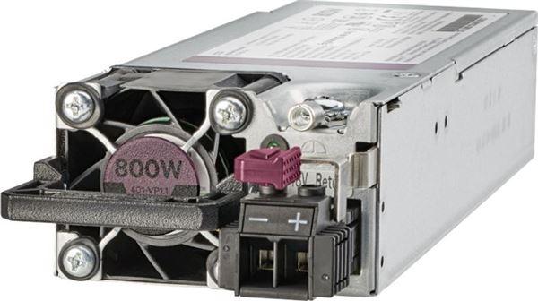 HPE POWER SUPPLY KIT 800W FLEX SLOT -48VDC HOT PLUG LOW HALOGEN