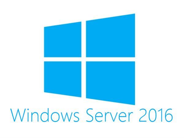 HP ENT MICROSOFT WINDOWS SERVER 2016 ESSENTIALS EDITION 1SERVER DEUTSCH