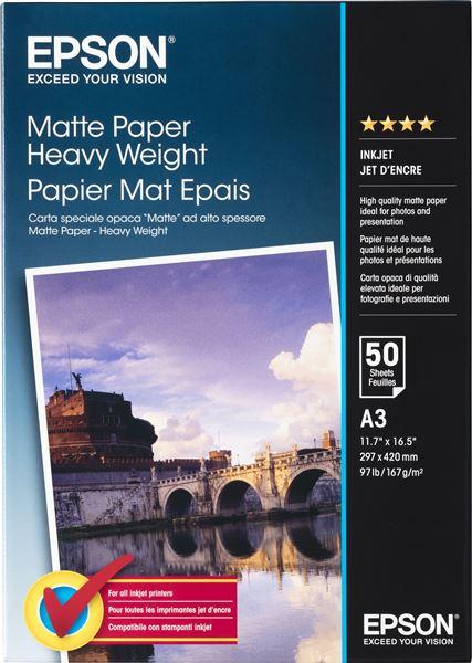 EPSON FINE ART PAPER MATT A3