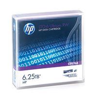 HP DATENKASSETTE LTO6 6.25TB MP RW