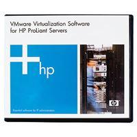 HP ENT VMWARE VSPHERE STANDARD EDITION + 5 JAHRE 24x7 SUPPORT 1CPU