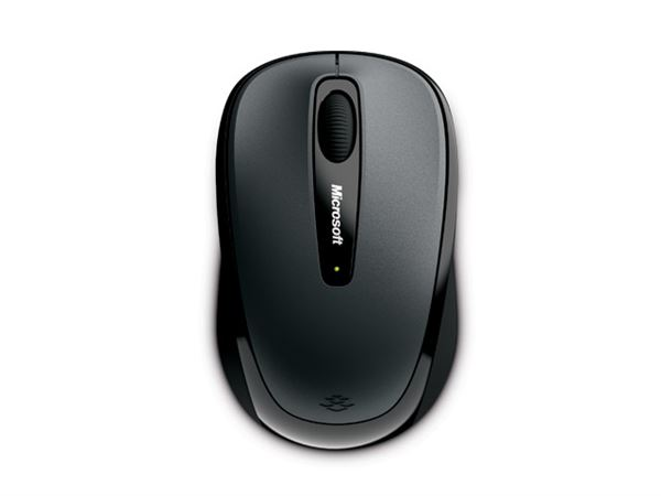 WIRELESS MBLE MOUSE 3500 Wireless Mobile Mouse 3500, 2.4GHz, 1000DPI, Schwarz