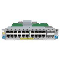 HP 20-PORT GIG-T/4PORT SFP V2 ZL MODULE