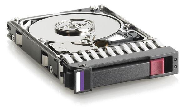 HP HDD 600GB 10K 2.5'' SAS SFF DUAL PORT ENTERPRISE