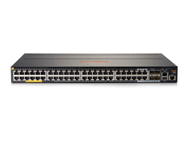 HP ENT ARUBA SWITCH 2930M 48G PoE+ 1 SLOT 44 x 10/100/1000