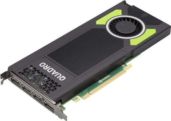 HP NVIDIA QUADRO M4000 8GB GDDR5 PCI EXPRESS 3.0 x16