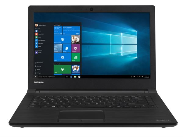 SATELLITE PROR40-C-132 I3-6006 Intel Core i3-6006U, 4GB DDR3L, 500GB HDD, 35.56 cm (14&quot ) HD, In