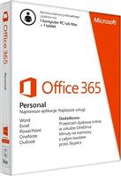 MICROSOFT OFFICE 365 PERSONAL BOX-PACK 1YEAR P4 WIN MAC ANDROID IOS GERMAN