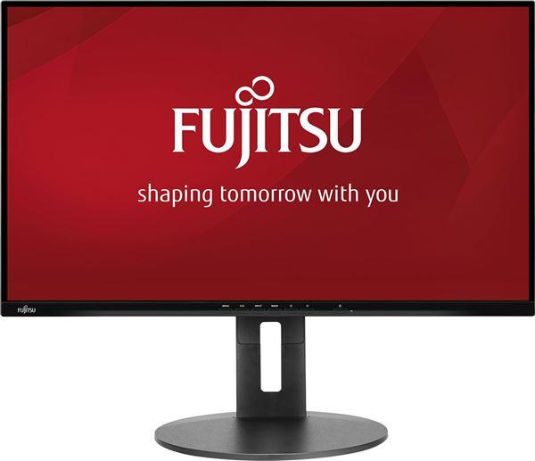 FUJITSU MONITOR 27 B27-9 TS 2560x1440 250 cd/m³ HDMI DVI-D DP BLACK