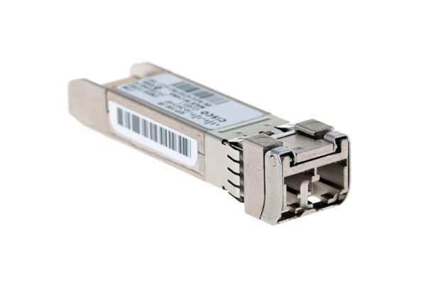 CISCO SFP+ TRANSCEIVER MODULE 10GigE 10GBASE-SR