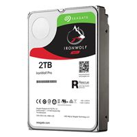 IRONWOLF PRO 2TB SATA 2TB, Serial ATA III, 7200RPM, 4.16ms, 128MB
