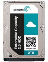 ENTERPRISE CAP 2.5 HDD 2TB SAT 2TB, 128MB, SATA 6 Gb/s, 7200RPM, 4KN