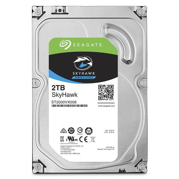 SEAGATE HDD 2TB SATA 6Gb/s 3.5''