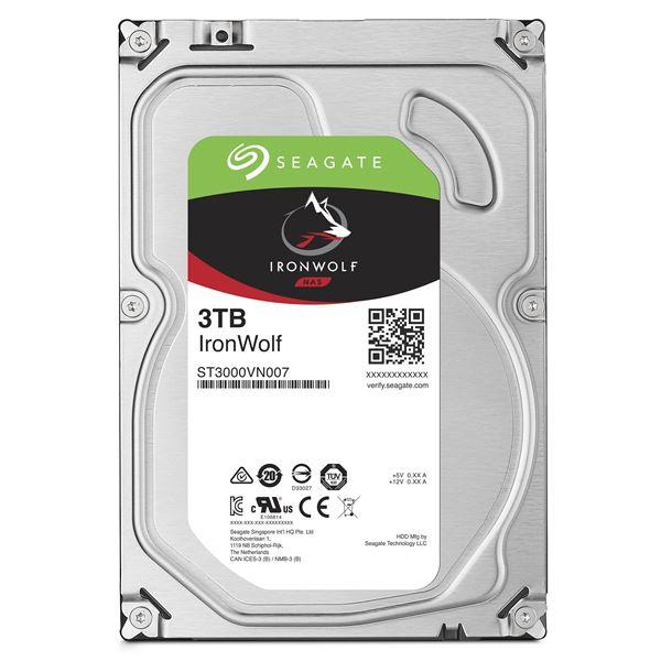 SEAGATE HDD 3TB 5.9K 3.5'' SATA 6Gb/s