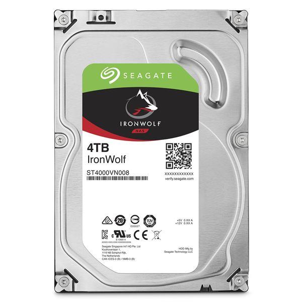 SEAGATE HDD 4TB SATA 6Gb/s 3,5''