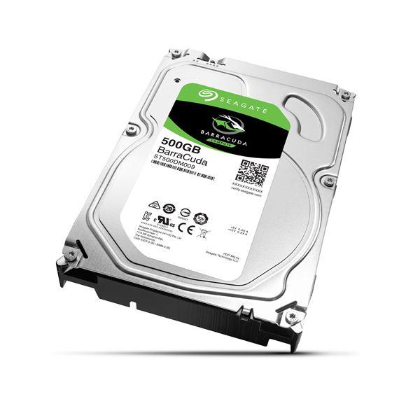 BARRACUDA 500GB DESKTOP 3,5 vielseitige HDD S-ATA schnittstelle mit 6 Gb/s/ sorgt f�r optimierung d