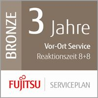 3 YEAR 8+8 SERVICE PLAN UPGRAD Recommended Service Plan: Upgrades standard warranty to Onsite 8+8 re