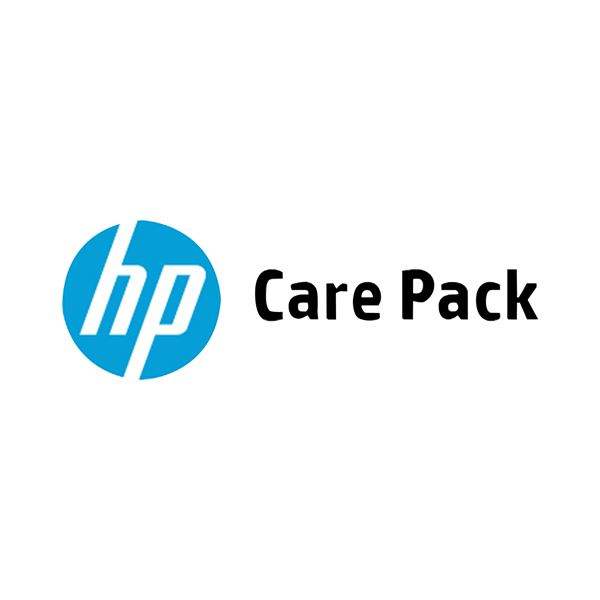 2YR PW CHNLPARTSONLY HP 2 year Post Warranty Parts Exchange Service for PageWide Pro 779 MFP (Manage