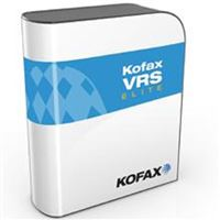 KOFAX VIRTUALRESCAN ELITE DESKTOP LICENSE 1 USER