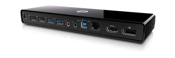 HP PORT REPLICATOR 3005pr USB3